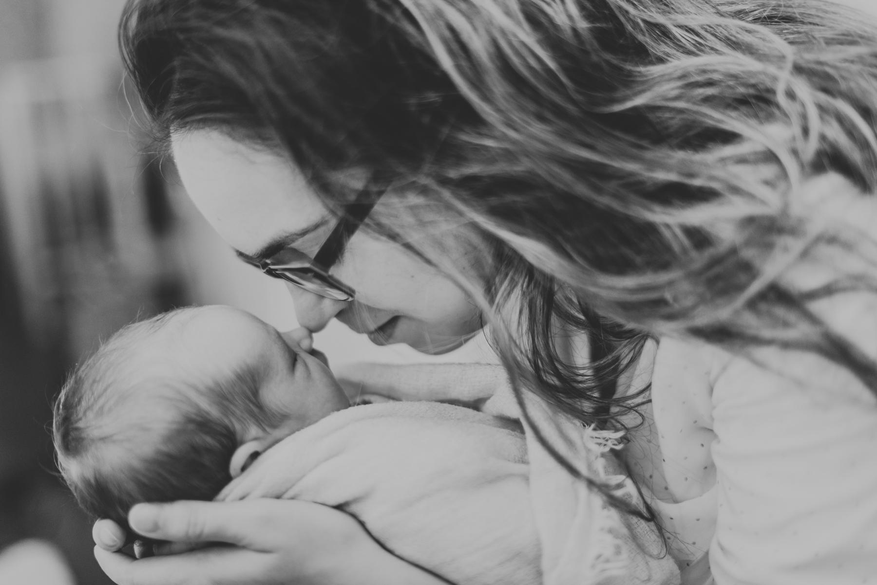Newborn nichtje Nore